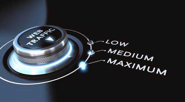 Web Traffic - Minimum - Maximum