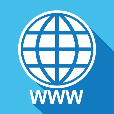 Website Social Media Network