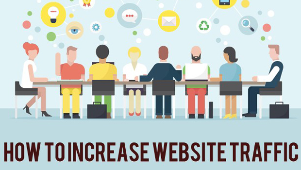 How to increase website traffic!
